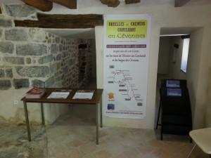 Mialet presente les acteurs du tourisme : drailles et chemins camisards en Cevennes