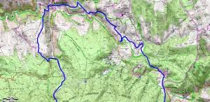 Chemin Camisard Pont de Montvert