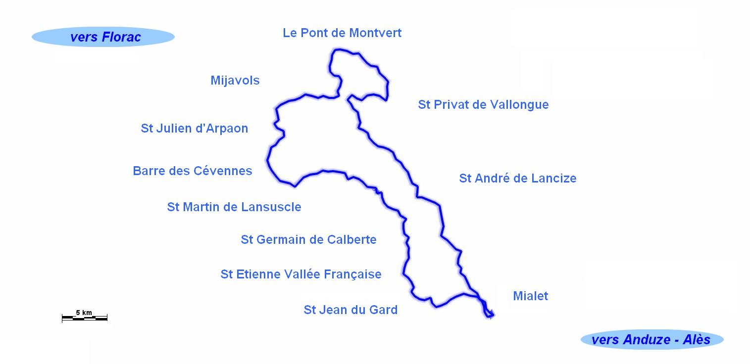 Chemin camisard communes 2016 03