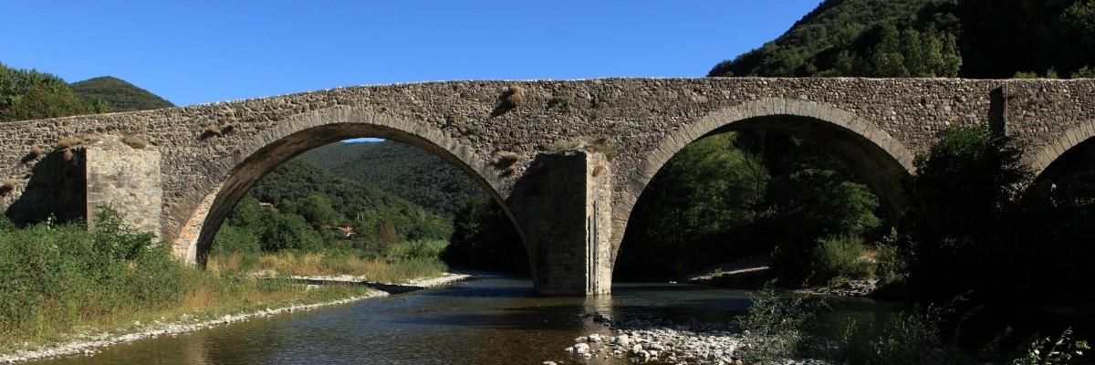 Mialet, Pont des Camisards